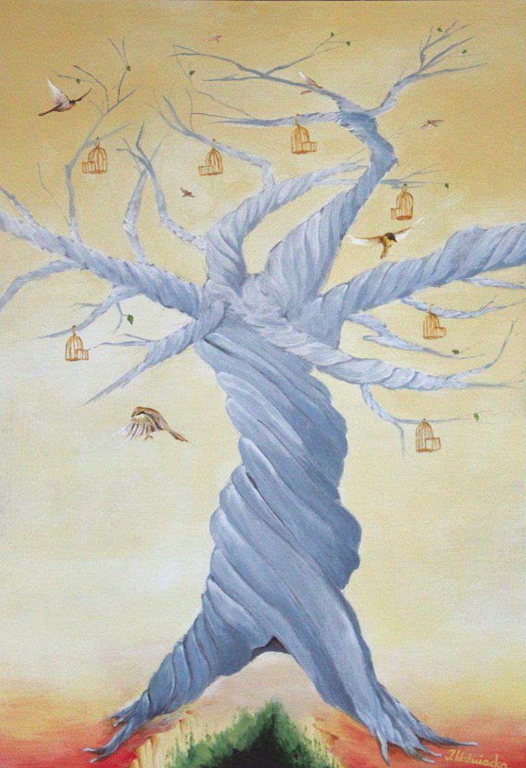 malarstwo akrylowe olejne obrazy galeria ilustracje surrealizm surrealistyczne beksinski na sprzedaz