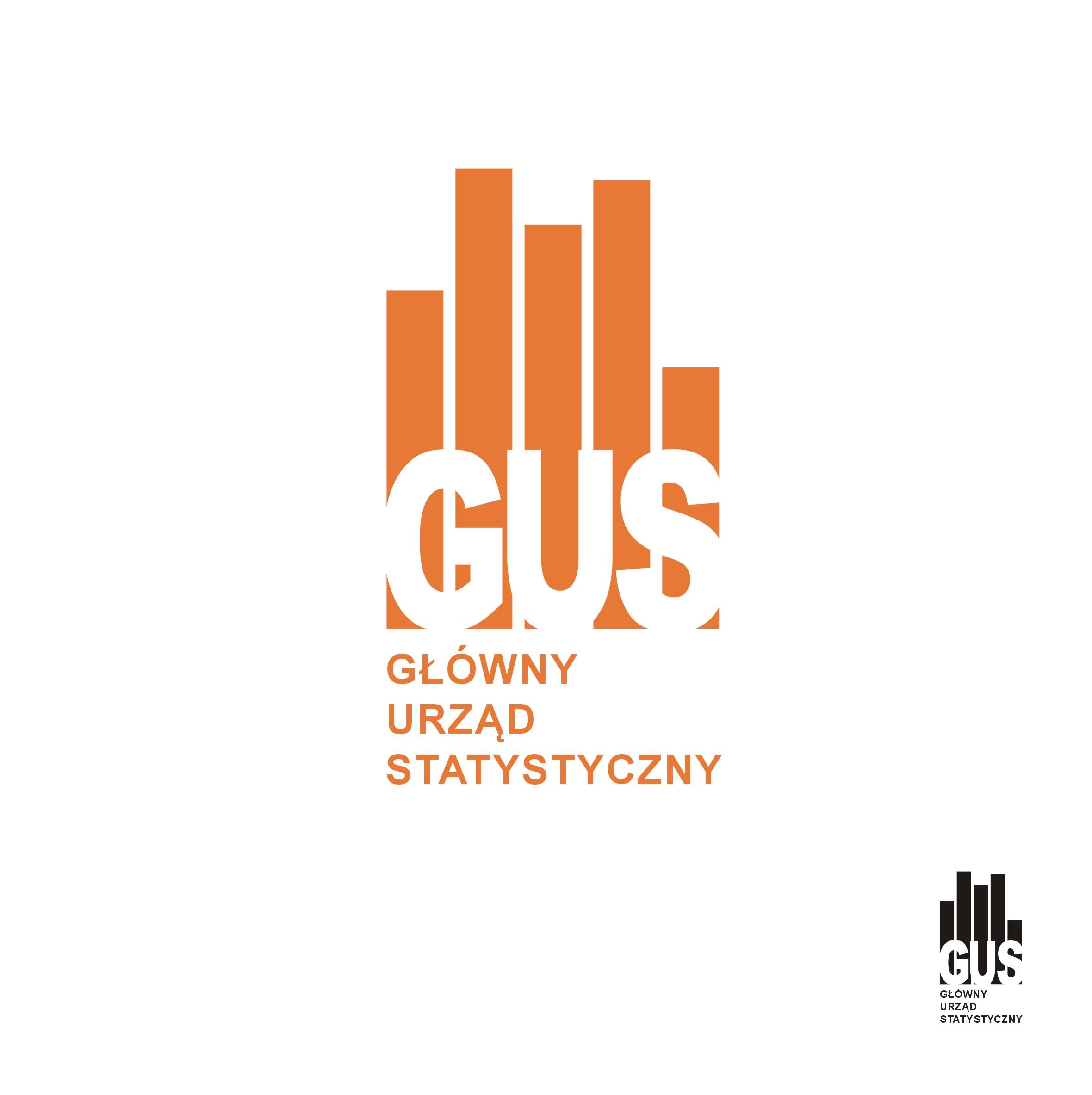 Projekt konkursowy identyfikacja graficzna GUS