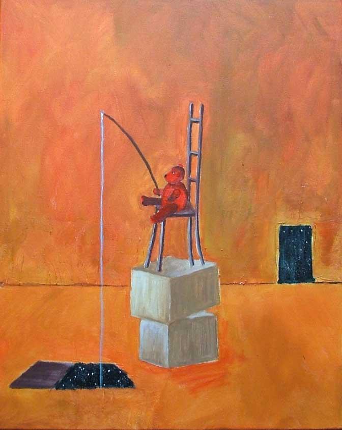 malarstwo akrylowe olejne obrazy galeria ilustracje dla dzieci ilustrator
